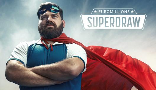 Super cagnottes de l'EuroMillions
