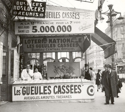 Gueules cases loterie
