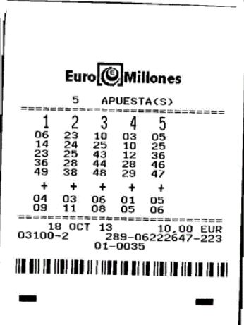 theLotter France EuroMillions Winners Hungarian VIP