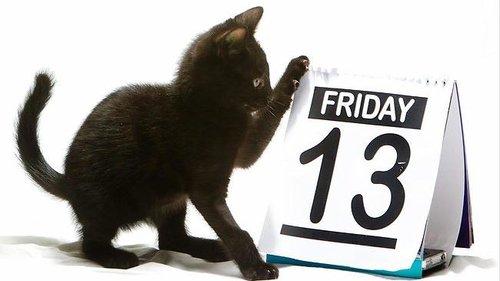 Superstitions du vendredi 13