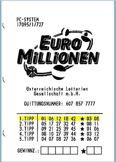 gain euromillions luxembourg