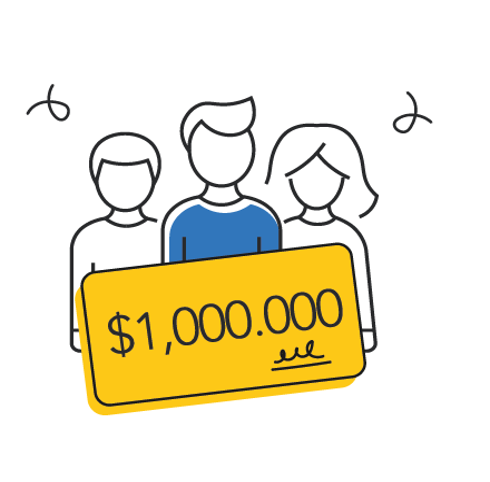 Les gagnants de la loterie SuperEnalotto sur theLotter