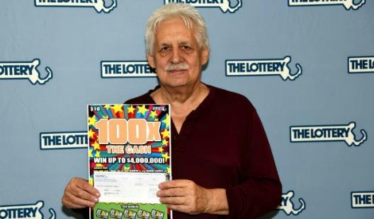 Massachusetts men win two million dollar prizes