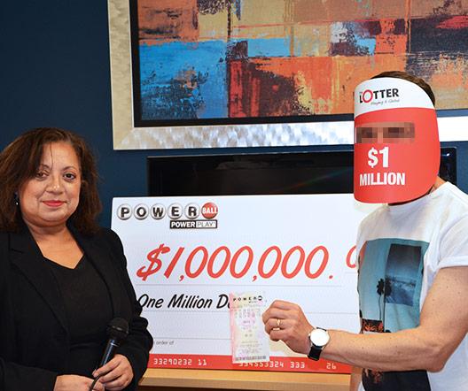 keep lottery win secret