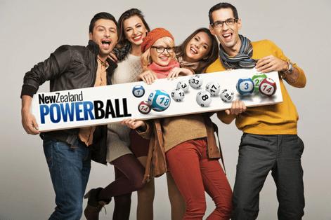 New Zealand Powerball lottery
